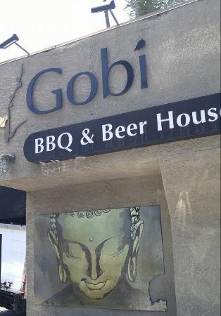 Gobi Mongolian BBQ: Exterior
