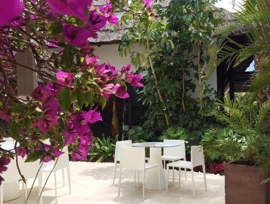 El Campanario Restaurant: Terraza