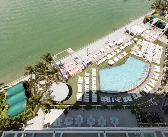 Mondrian South Beach Hotel Miami Beach 3 042 Fotos