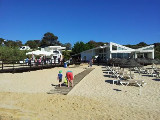 Torre Velha Hotel: Evaristo beach