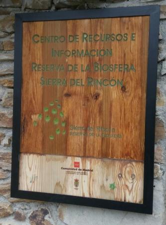 Centro de Recursos e Información Reserva de la Biosfera Sierra del Rincón