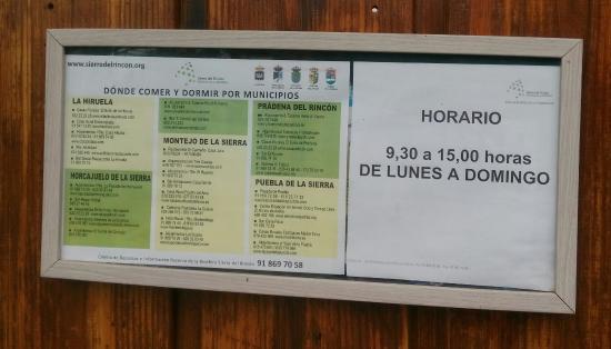 Foto Montejo de la Sierra