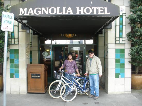 Bilde fra Magnolia Hotel And Spa