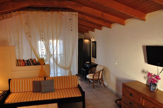 Seaside Apartments: Apartment interior
