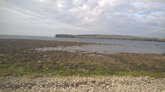 Kilrush, Ιρλανδία: The coast at Kilkee