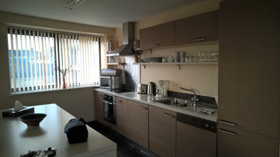 Kilrush, Ιρλανδία: Modern open plan kitchen