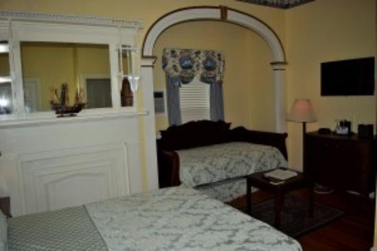 Inn on Bellevue: Bellevue House Room 7