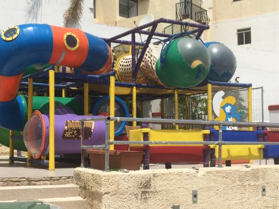 Swieqi, Malta: Play area for our young customers