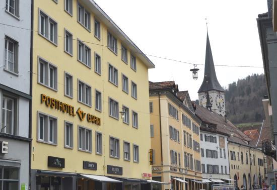 Hotel Post Chur