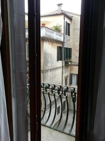 Bed and Breakfast Vaniglia: vista dalla stanza