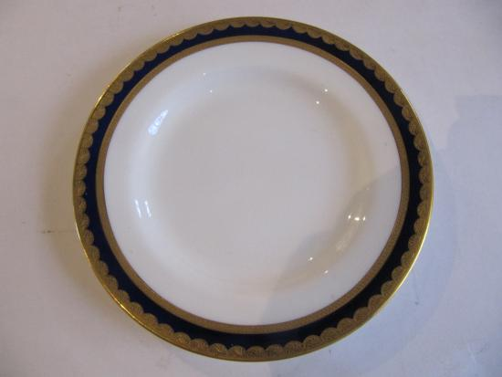 Grafton, VT: Minton For Tiffany B&B Plate