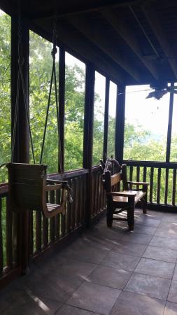 Gatlinburg Falls Resort: Heaven's Hidden View cabin