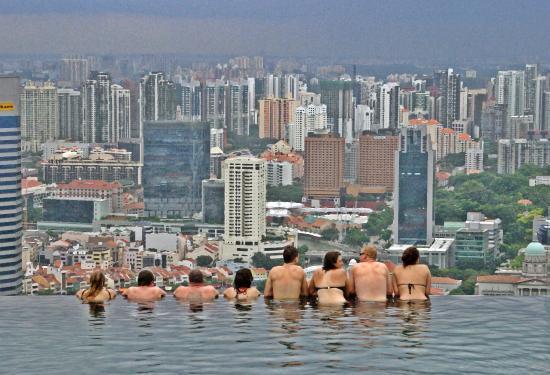 new york city ny marina bay sands casino infinity pool - Marina Bay Sands Pool
