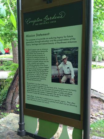 Compton Gardens and Conference Center: History