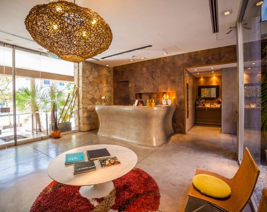 Mine Hotel Boutique : Lobby