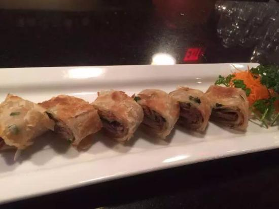 Full bar - Picture of Shun\'s Kitchen, Boston - TripAdvisor