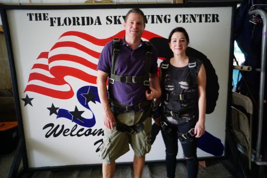 Florida Skydiving Center : Lake Wales Skydiving Center.