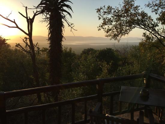 Pongola, Sydafrika: Shayamoya Tiger Fishing & Game Lodge