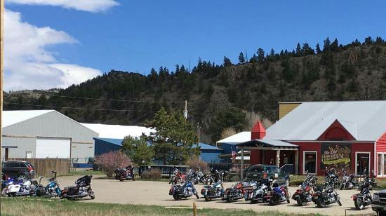 South Fork, CO: 2016 Poker Run