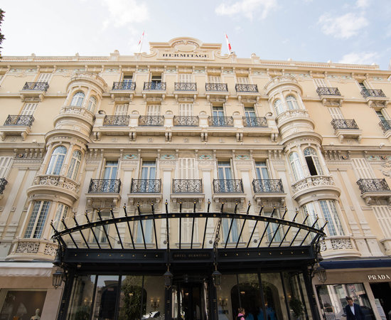 Photo of Hotel Hotel Hermitage Monte-Carlo at Square Beaumarchais, Monte-Carlo 98000, Monaco