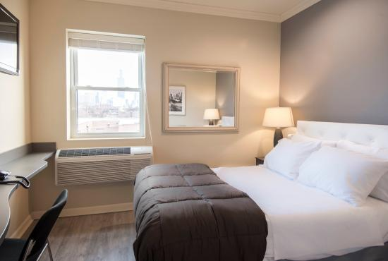 hotel chicago west loop hotel reviews photos rate. Black Bedroom Furniture Sets. Home Design Ideas
