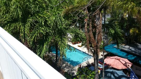 Key West Harbor Inn: 20160510_112743_large.jpg