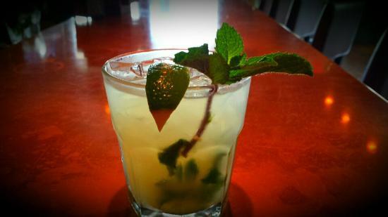 Windham, นิวยอร์ก: Fresh Mint & Lime Mojito