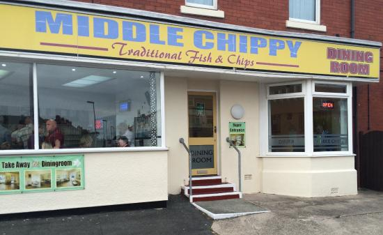 The Middle Chippy: Middle Chippy Amazing Chips