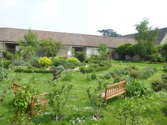 Les jardins picture of musee national de port royal des for Jardin de cocagne magny les hameaux