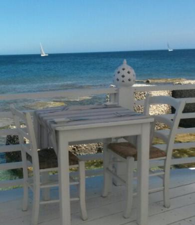 Ristorante in riva al mare Cucina raffinata, consigliato! - Picture ...