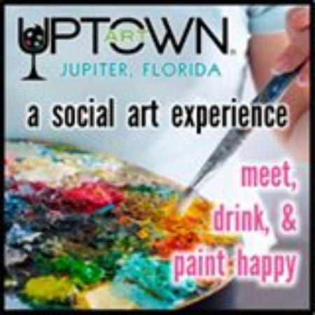 Jupiter, FL: Meet, Drink, and Paint Happy