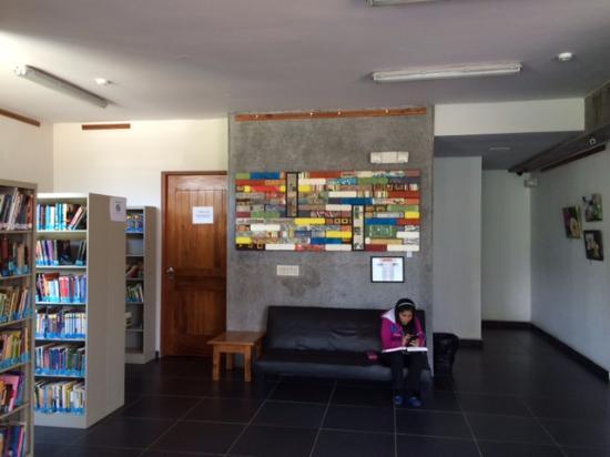 Biblioteca de Boquete : Biblioteca