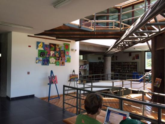 Biblioteca de Boquete : Biblioteca architecture