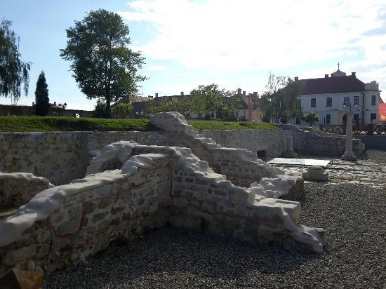 Roman Castrum Ruins