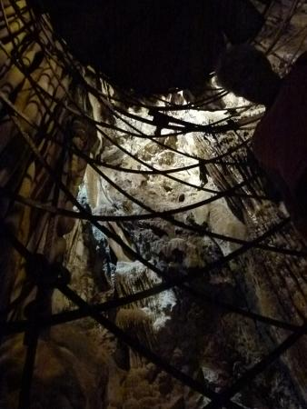 Vallecito, CA: Moaning Cavern