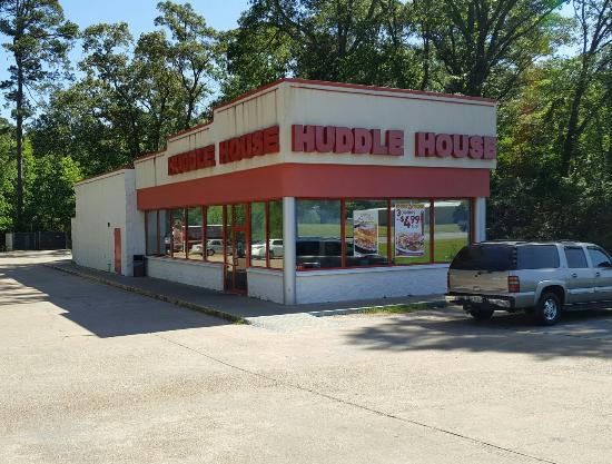 Bastrop, LA: Huddle House