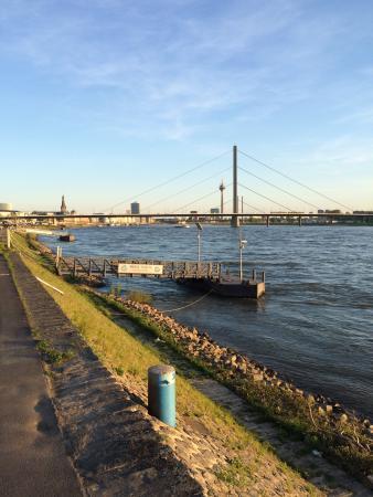Rheinterrasse Veranstaltungsraume und Biergarten