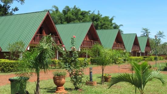 Cabanas El Refugio del Mensu : PARA 5 PAX