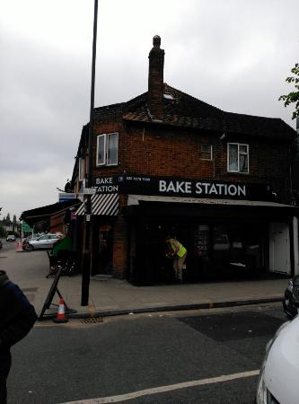 Bake Station