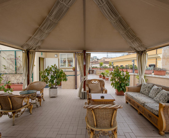 Super Schones Zentrales Hotel Hotel Impero Rom Bewertungen
