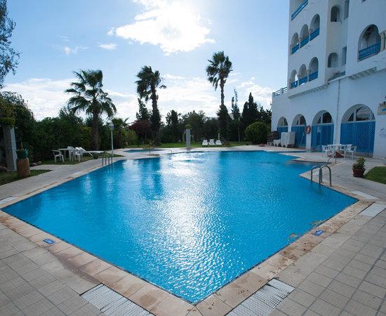 Le Khalife, hôtels à Hammamet