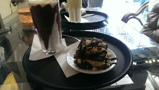 Cafe Mocca Nova