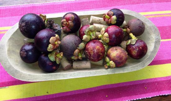 Plaza de Mercado: Mangostinos