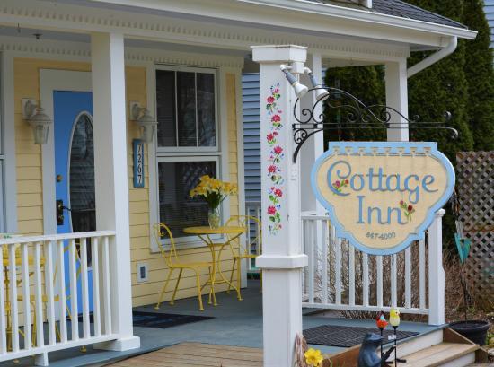 Foto de Cottage Inn of Mackinac Island