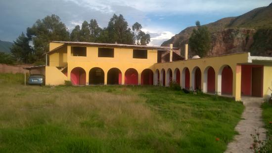 Los Arcos de Tarabamba