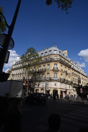BEST WESTERN PREMIER Royal Saint Michel: Vista exerior del hotel