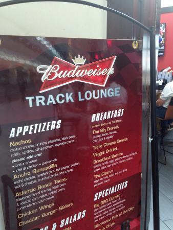 Budweiser Racing Track Bar & Grill: photo1.jpg