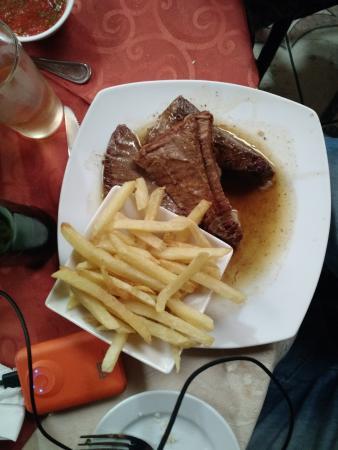 Restaurant y Residencial Las Malvinas