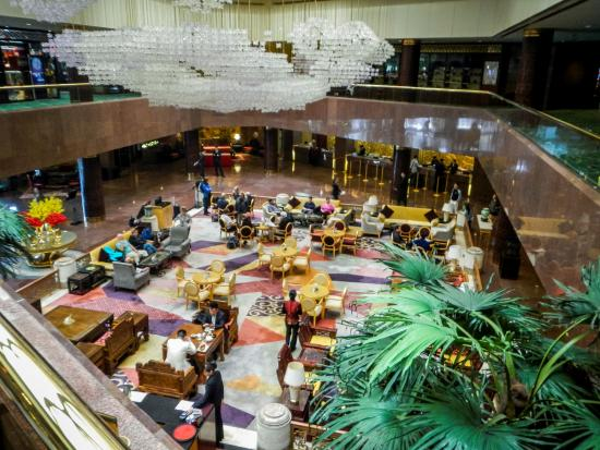 Capital Hotel Beijing: Hotel lobby