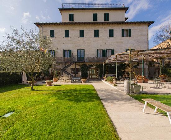 Albergo le terme tuscany italy bagno vignoni hotel reviews photos price comparison - Albergo le terme bagno vignoni ...